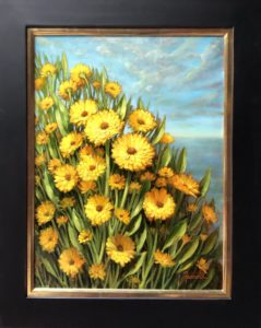 Beautiful day to deliver new works to Chatham Fine Art gallery on Cape Cod! Here's one of them :)