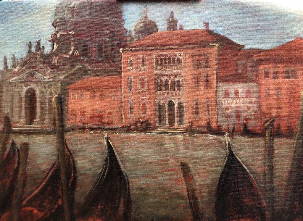 San Salute, Venezia